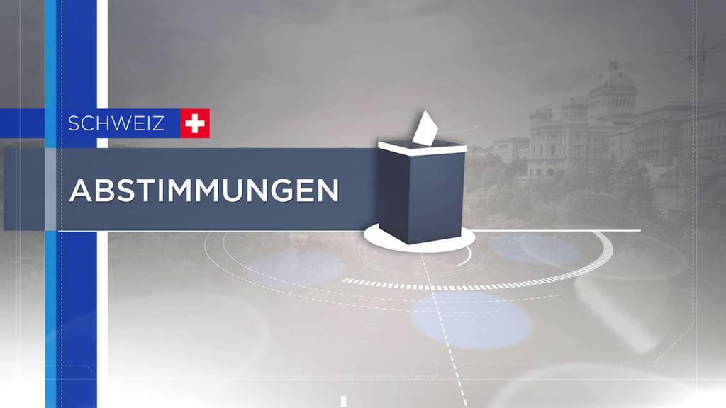 Abstimmungssonntag, 26. September 2021