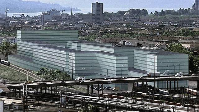 Geplantes PJZ in Zürich: Das Volk soll nochmals abstimmen.
