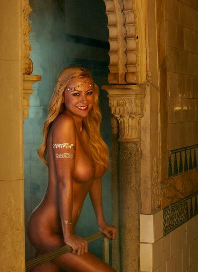 Foto: Irene Schaur für Playboy Februar 2016