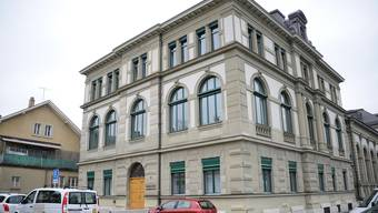 Das Amtsgericht Olten-Gösgen.