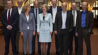 Der Zürcher Stadtrat hat die Departemente neu verteilt.
