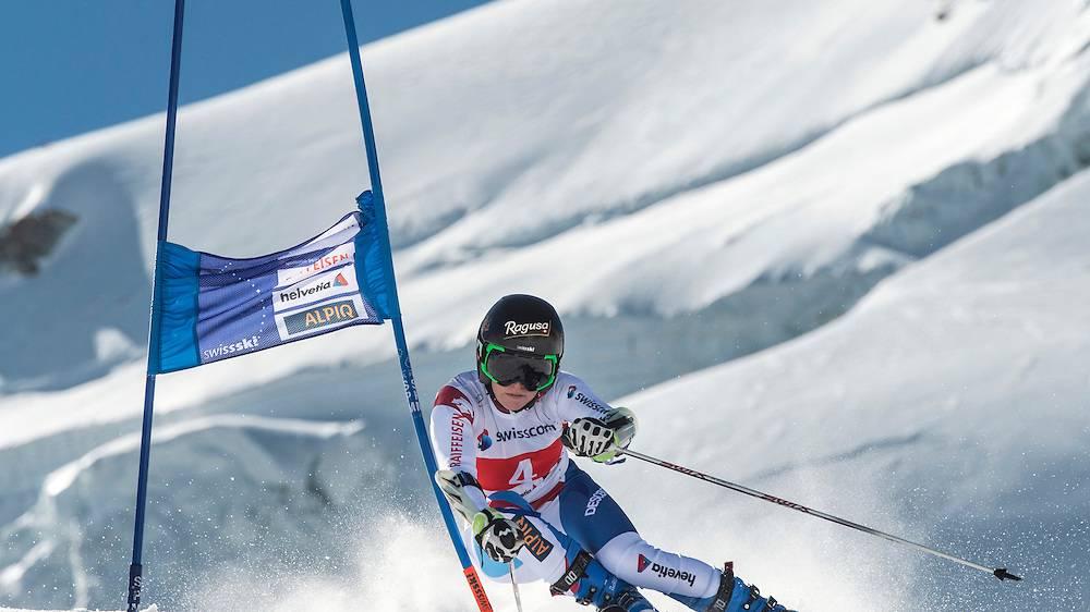 Schweizer Doppelsieg in Crans Montana