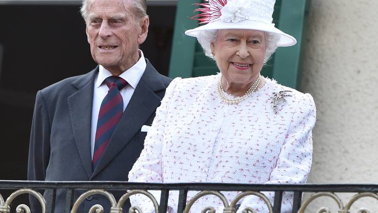 Feiern im November ihren 70. Hochzeitstag: Königin Elizabeth II. und Prinz Philip. (Archivbild)