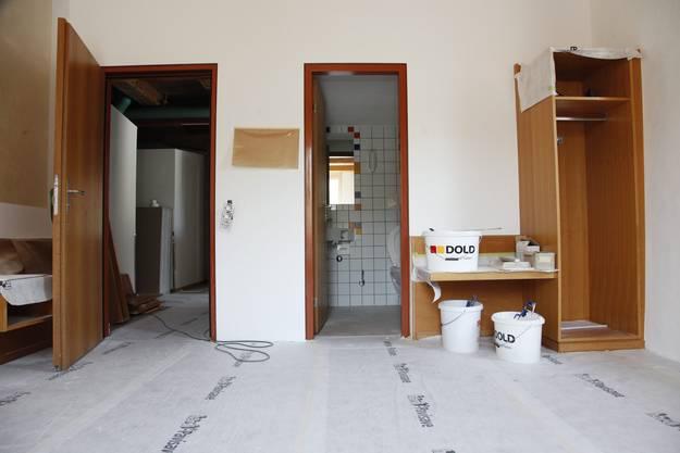 Die Hotelzimmer wurden ebenfalls sanft renoviert