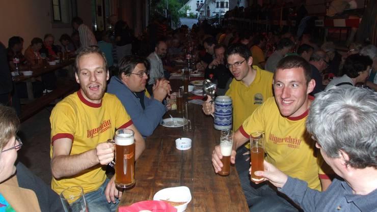 150 000 Liter Bier verkauft