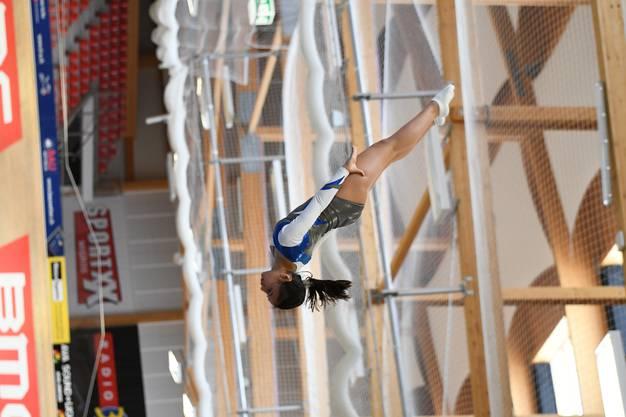 U15 National Girls Alexandra Lagler 2. Platz