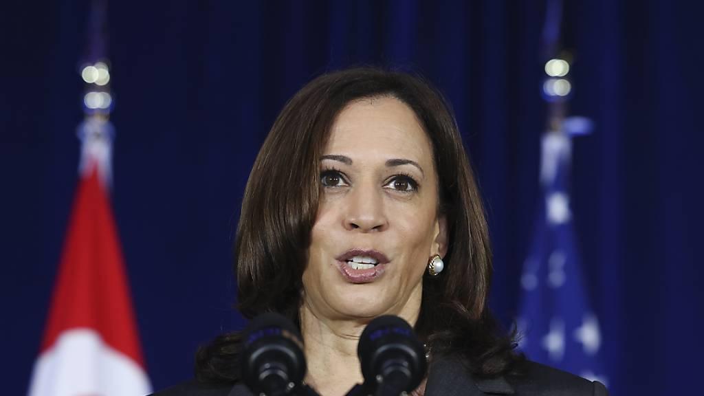 US-Vizepräsidentin Harris verteidigt Afghanistan-Abzug