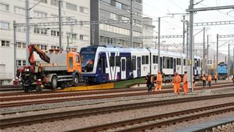 Neue WSB-Züge