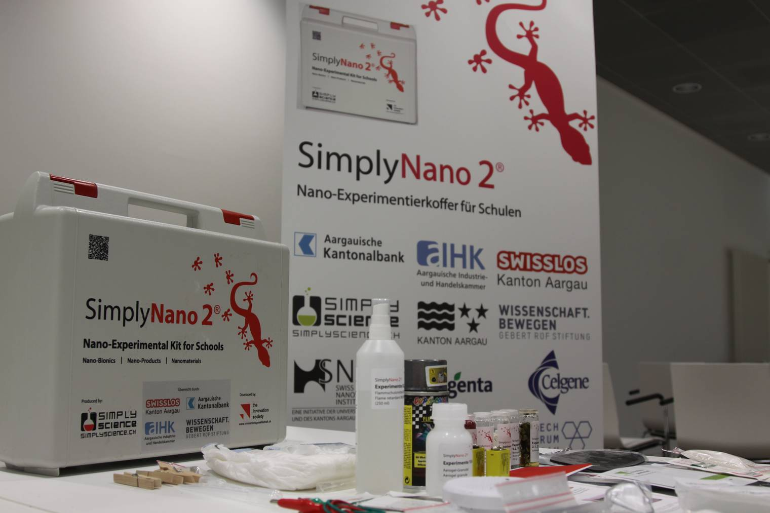 Nanokoffer