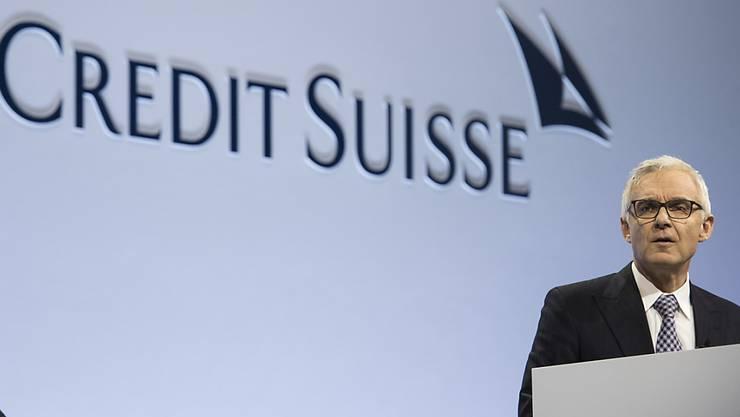 Credit-Suisse-VR-Präsident Urs Rohner.