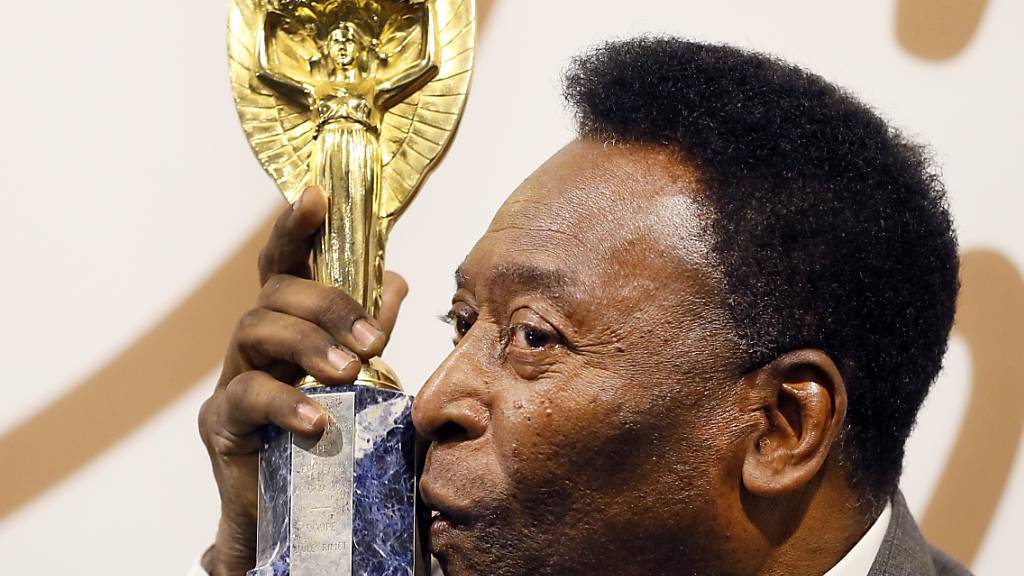 Wenn es die Pandemie erlaubt, will die bald 80-jährige Fussball-Legende Pelé die WM 2022 in Katar besuchen