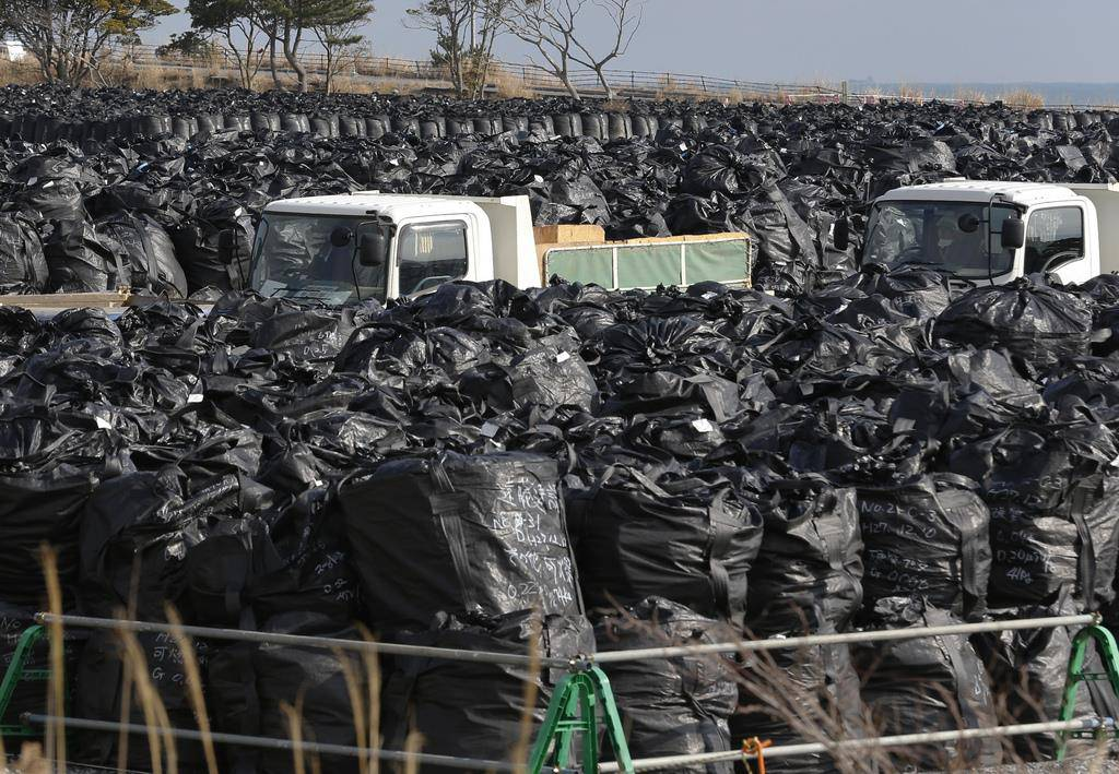 5 Jahre Fukushima (© Keystone)