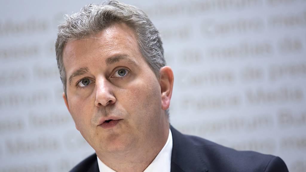 Er soll SVP-Parteichef werden: der Tessiner Ständerat Marco Chiesa.