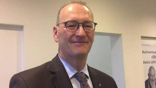 Reto Siegrist (CVP): «Die neue Zusammensetzung im Stadtrat muss uns optimistisch stimmen»