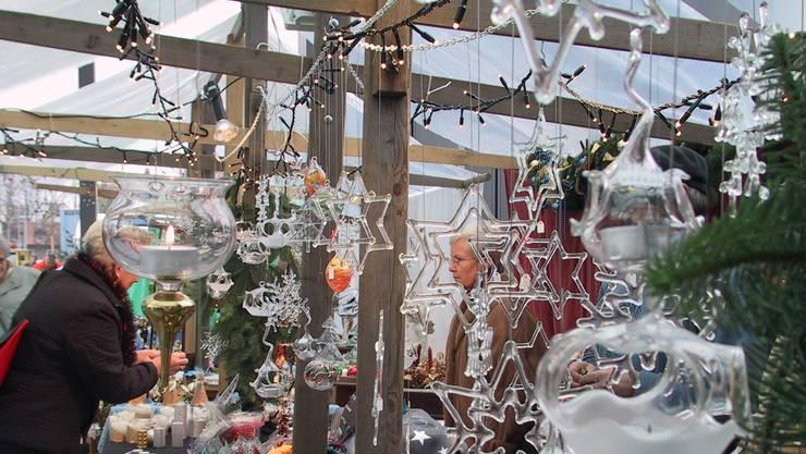 Dieses Jahr gibt es keinen Weihnachtsmarkt in Dietikon.