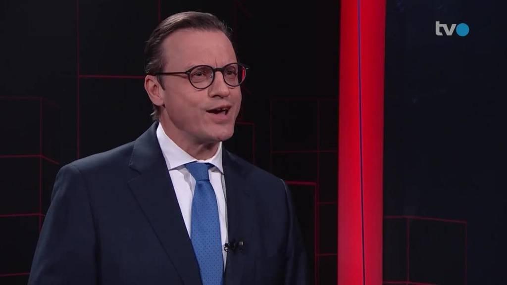 «CEO Talk» mit Patrick Frost von Swiss Life