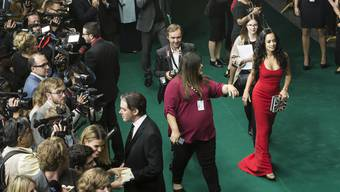 Eröffnung Zurich Film Festival 2015