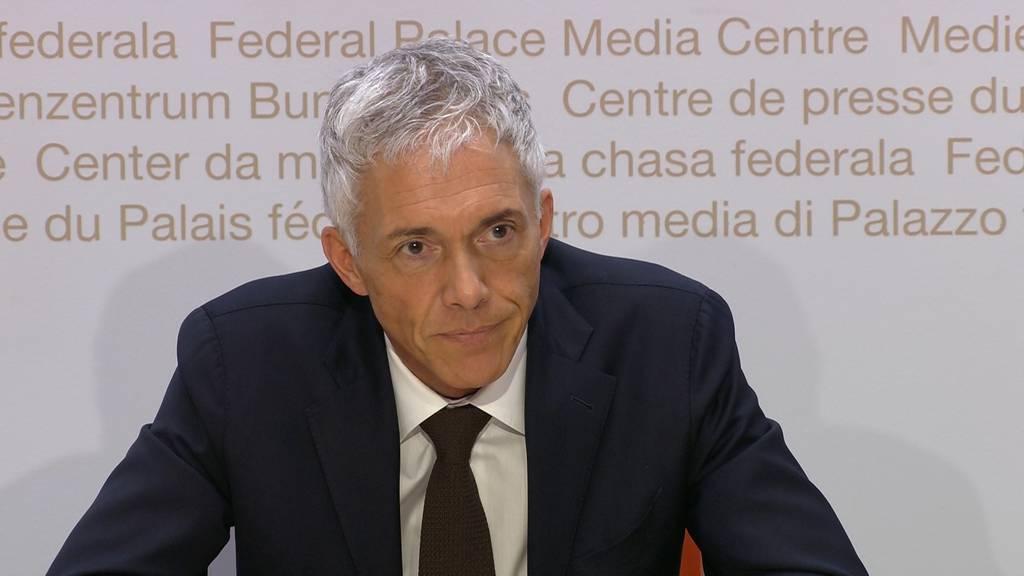 Druck auf Bundesanwalt Michael Lauber steigt