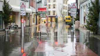 Nach dem Poller-Pilotversuch soll es neu sechs weitere Anlagen in Basel geben.