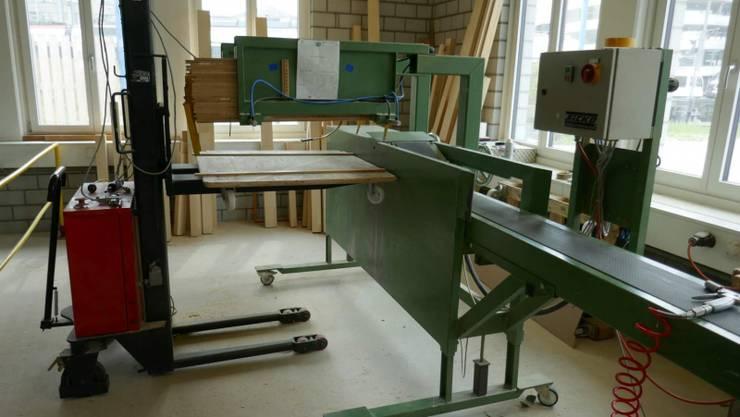 Am Freitag wird das bewegliche Inventar der HMK Fenster-Technik AG verkauft.
