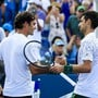 Mögliches Viertelfinal-Duell am US Open: Roger Federer gegen Novak Djokovic