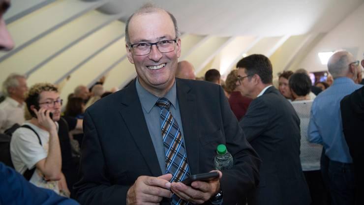 Markus Ritter (CVP) will die Agrarpolitik 2022+ anpassen.