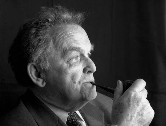 Alt Bundesrat Otto Stich ist gestorben