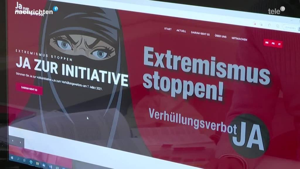 Liberale SVPler im Clinch wegen Burkainitiative