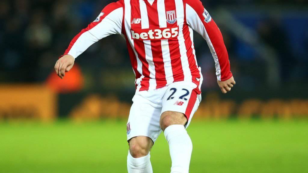Xherdan Shaqiri spielt beim 1:0-Sieg von Stoke City in Watforld durch