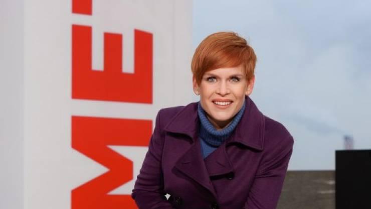 Die langjährige Wetter-Moderatorin Sandra Boner (44) erkrankte Anfangs 2018 an Krebs.