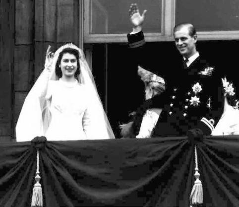 Im November 1947 gaben sich die beiden im Westminster Abbey das Ja-Wort.