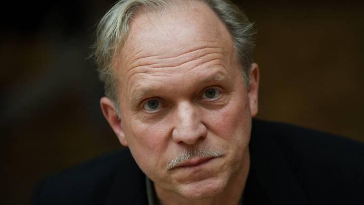 Multitalent: Schauspieler Ulrich Tukur schreibt an seinem ersten Roman. Musikalisch ist der 60-Jährige im Übrigen auch.