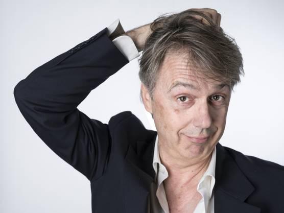 Zielscheibe von Kleins Klage: Der Kabarettist Massimo Rocchi.
