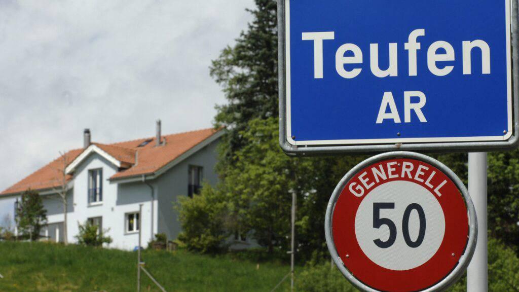 Steuerkraft der Ausserrhoder Gemeinden ist gesunken