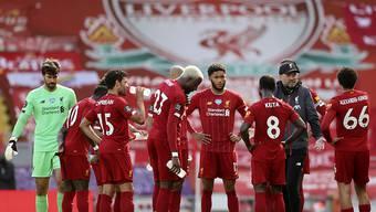Liverpool feiert gegen Aston Villa einen Pflchtsieg