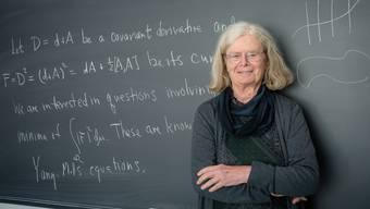 Die Mathematikerin Karen Uhlenbeck wurde diese Woche mit dem renommierten Abelpreis geehrt.