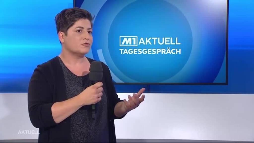 Silvia Dell'Aquila über einen kantonalen Mindestlohn im Aargau