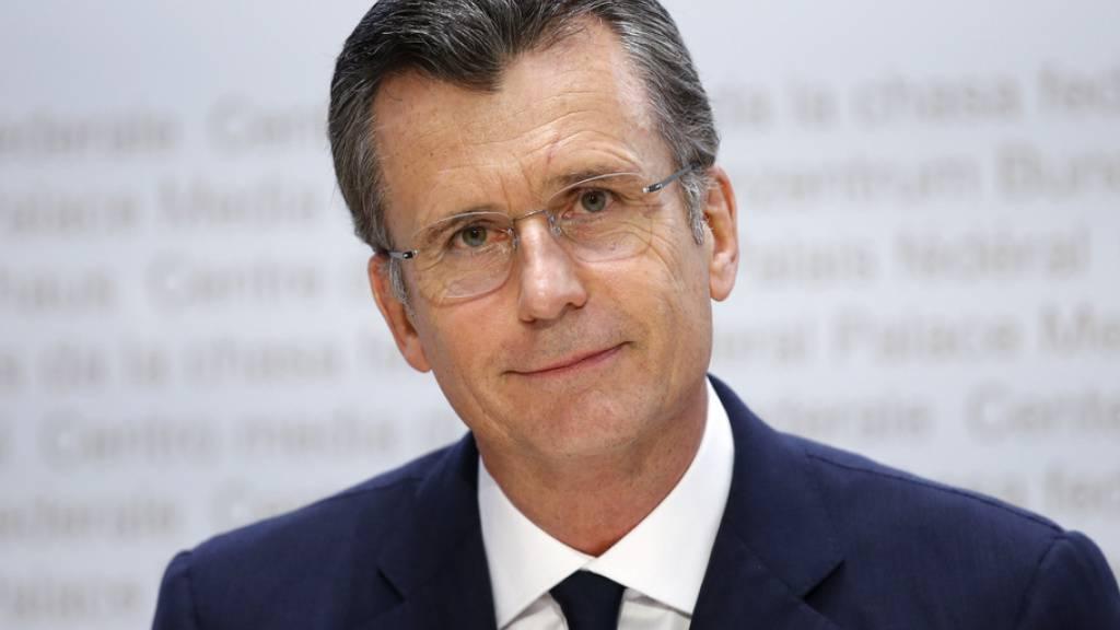 Philipp Hildebrand zieht Kandidatur für OECD-Amt zurück