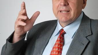 Regierungspräsident Erhard Meister