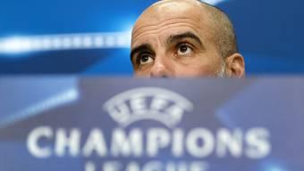 Pep Guardiola gastiert in seiner Karriere schon ein zweites Mal in Basel. An das erste Spiel hier hat er gute Erinnerungen.