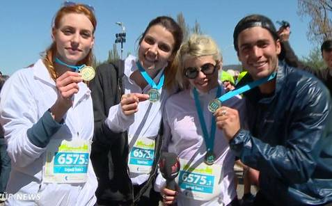 Bachelor: Auch am Marathon Hahn im Korb