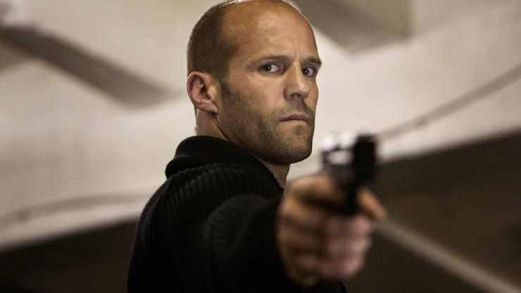 Spielt harte Kerle: Jason Statham.