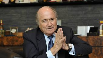 Topsponsoren möchten ihn nicht mehr an der FIFA-Spitze haben: Noch-FIFA-Chef Sepp Blatter. (Archiv)
