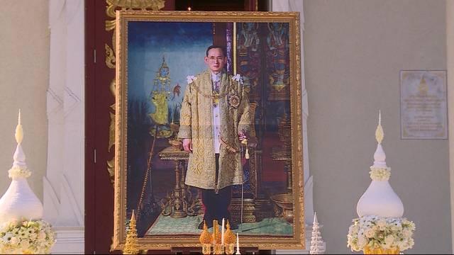Thais trauern auch hierzulande um toten König