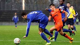 Concordia Basel muss gegen den FC Bern unbedingt gewinnen.