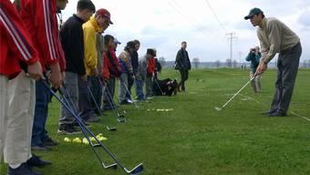 Die Devise lautet «Public Golf».