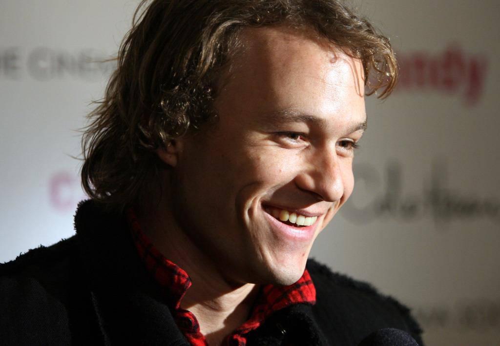 Heath Ledger (© Keystone/Getty Images)