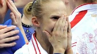 Freudentränen nach russischem WM-Sieg