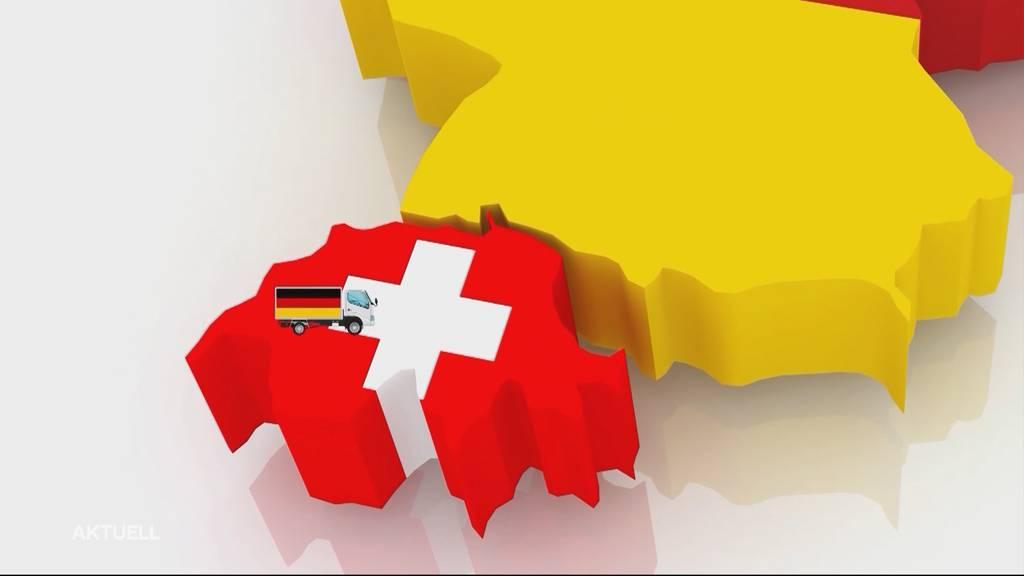 Schweizer Firma: Durch verbotene ausländische Transporte über eine Million Franken hinterzogen?
