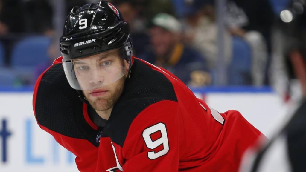 Der frühere Nummer-1-Draft Taylor Hall verlässt die Devils in Richtung Arizona